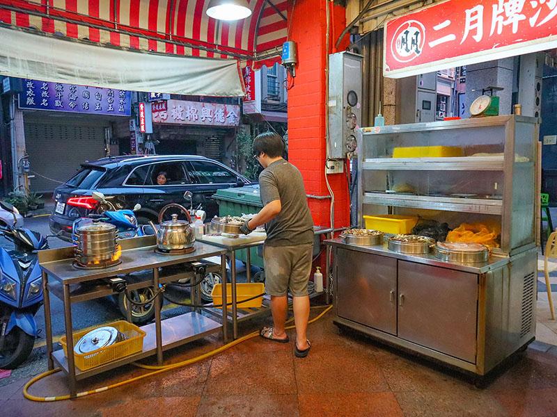 新竹海鮮火鍋,二月牌