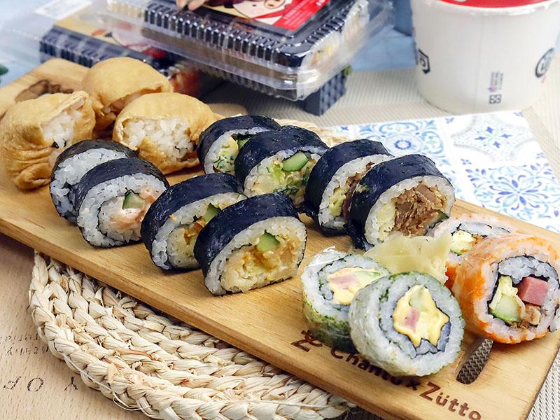 新竹美食,圓味壽司,新竹壽司,竹北壽司,壽司外帶,壽司外送,台式壽司,中正路消夜,中正路午餐